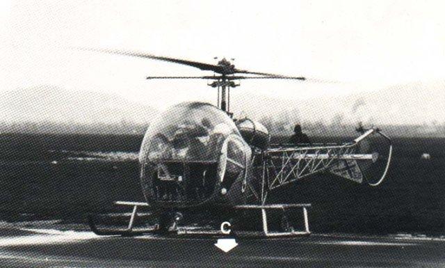 Elicottero A Reazione : Gli elicotteri